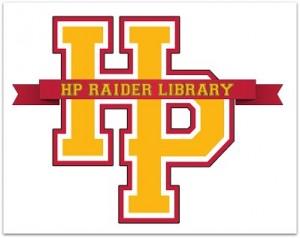 HP Library Logo - matte